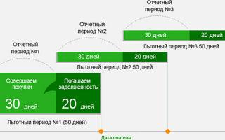 Кредитная карта Сбербанка на 50 дней: условия и тарифы на обслуживание