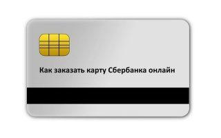 Документы для оформления кредитной карты в Сбербанке: список и условия предоставления