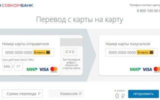Перевод с карты Сбербанка на карту Почта Банка: алгоритм действий