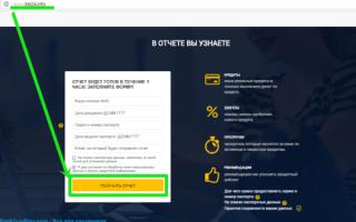 Кредитная история в Сбербанк Онлайн: как узнать и способы предоставления сведений