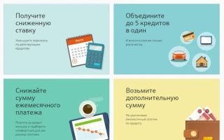 Рефинансирование кредитных карт: список лучших банков