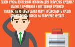 Кредит без прописки: условия и необходимые документы, полезные рекомендации будущим заемщикам