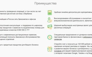 Тарифы Сбербанка на РКО для юридических лиц: общая информация и условия обслуживания