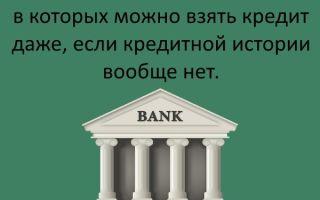 Кредит без проверки кредитной истории: топ-10 банков, процентные ставки и требования к заемщикам