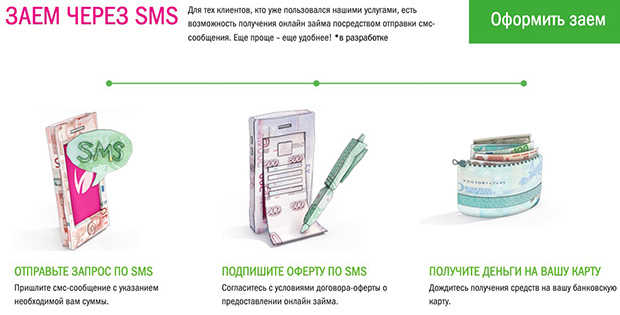 Микрозаймы в грин мани: ставки, условия, получение займа онлайн и отзывы