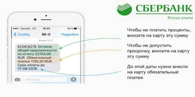 Правила пользования кредитной картой Сбербанка
