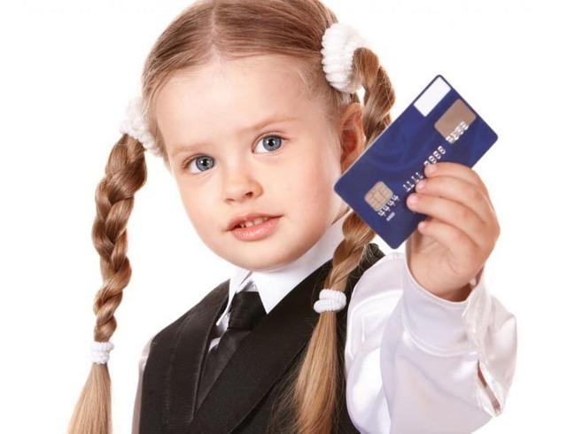 Как открыть счет в Сбербанке на несовершеннолетнего ребенка