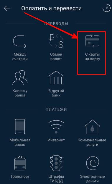 Перевод с Альфа-Банка на Сбербанк: комиссия