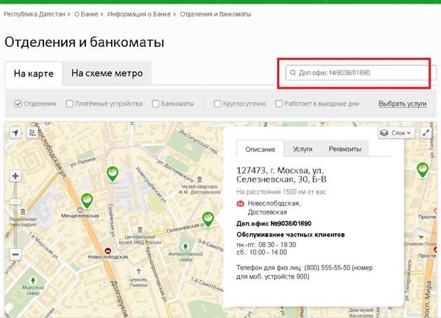 Кпп сбербанка россии москва